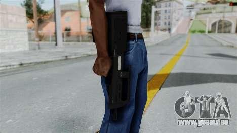 GTA 5 Assault SMG für GTA San Andreas