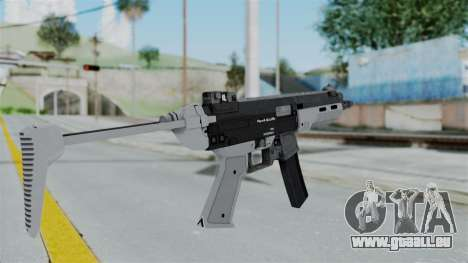 GTA 5 SMG - Misterix 4 Weapons für GTA San Andreas zweiten Screenshot
