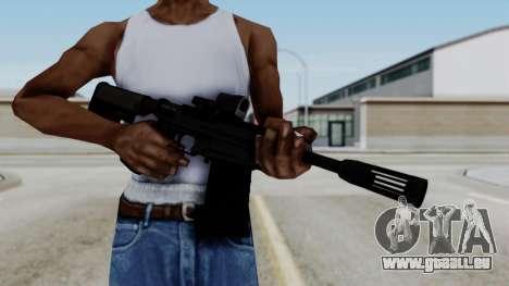 M24MASS pour GTA San Andreas troisième écran