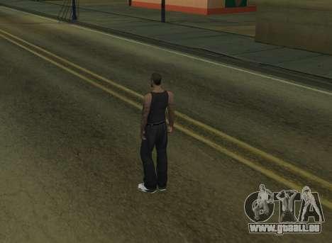 Black Cesar pour GTA San Andreas deuxième écran