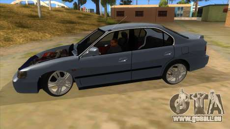 Honda Accord Sedan 1997 für GTA San Andreas linke Ansicht