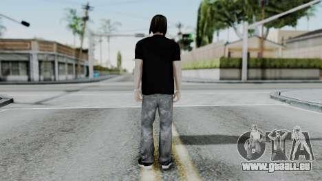 El Gigolo pour GTA San Andreas troisième écran