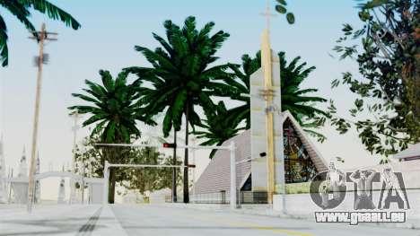 Vegetation Ultra HD für GTA San Andreas her Screenshot