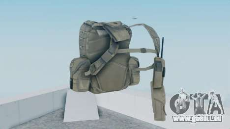 Arma 2 Backpack für GTA San Andreas zweiten Screenshot