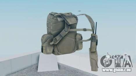 Arma 2 Backpack für GTA San Andreas zweiten Screenshot