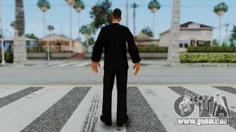 Bully Insanity Edition - Principal Will Smith pour GTA San Andreas troisième écran
