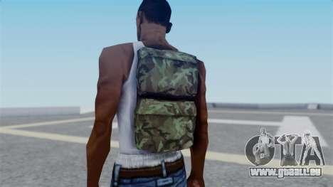 Arma 2 New Backpack für GTA San Andreas dritten Screenshot