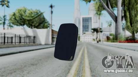 Nokia 3310 Grenade pour GTA San Andreas deuxième écran