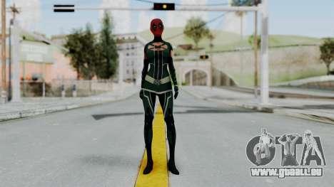 Deadpool The Game - Rogue Pool pour GTA San Andreas deuxième écran