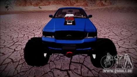 2003 Ford Crown Victoria Monster Truck für GTA San Andreas