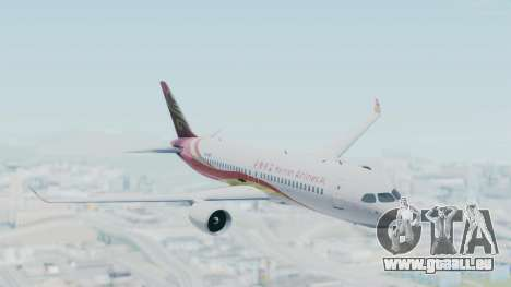 Comac C919 Hainan Airlines Livery pour GTA San Andreas sur la vue arrière gauche