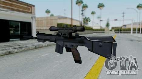 Vice City PSG-1 pour GTA San Andreas deuxième écran