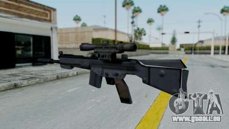 Vice City PSG-1 für GTA San Andreas zweiten Screenshot