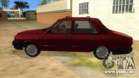 Dacia 1310L 1999 pour GTA San Andreas laissé vue