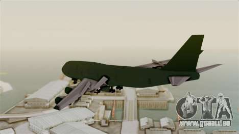 GTA 5 Jumbo Jet v1.0 pour GTA San Andreas vue de droite