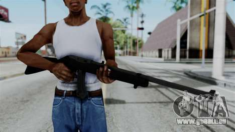 No More Room in Hell - Ruger 10 22 für GTA San Andreas dritten Screenshot