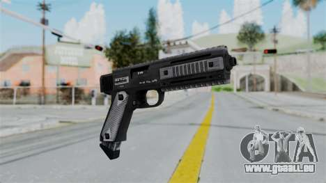 GTA 5 AP Pistol - Misterix 4 Weapons pour GTA San Andreas