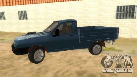 Dacia 1305 Drop-Side für GTA San Andreas linke Ansicht