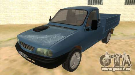 Dacia 1305 Drop-Side pour GTA San Andreas