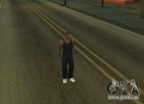 Black Cesar pour GTA San Andreas