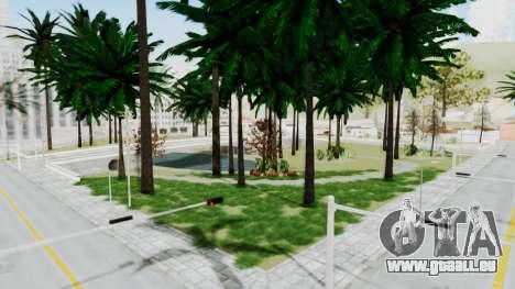 Small Texture Pack pour GTA San Andreas deuxième écran