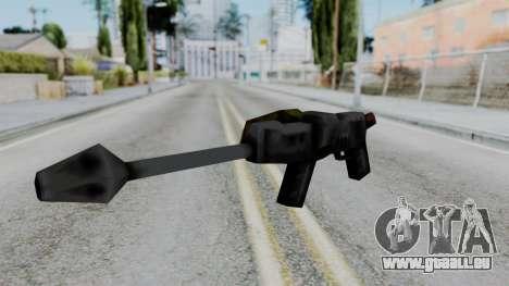 GTA 3 Flame Thrower für GTA San Andreas