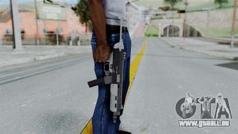 GTA 5 SMG - Misterix 4 Weapons pour GTA San Andreas troisième écran