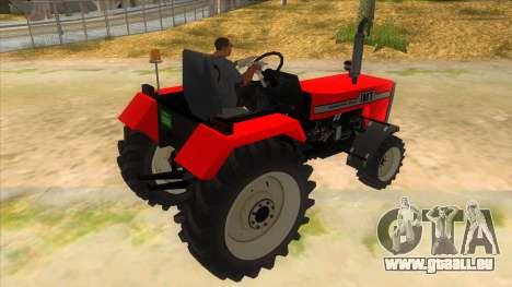 IMT Traktor pour GTA San Andreas vue de droite