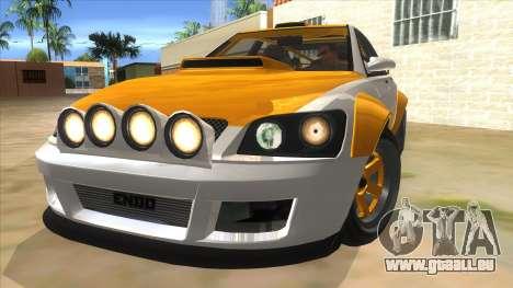 GTA V Karin Sultan RS 4 Door pour GTA San Andreas