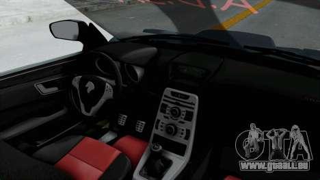 Ikco Dena Tuning für GTA San Andreas Rückansicht