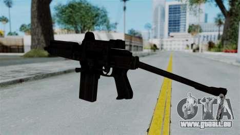 9A-91 Kobra pour GTA San Andreas deuxième écran