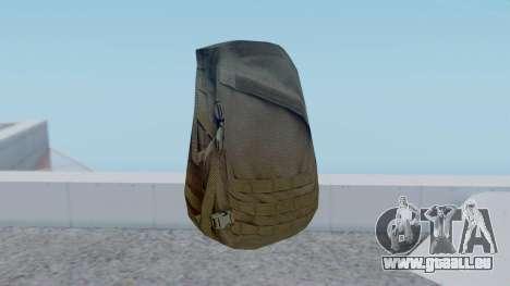 Arma 2 Czech Pouch Backpack pour GTA San Andreas deuxième écran