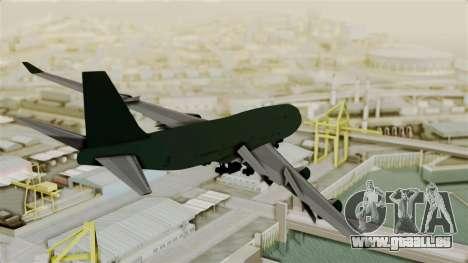 GTA 5 Jumbo Jet v1.0 pour GTA San Andreas laissé vue