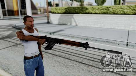 No More Room in Hell - FN FAL pour GTA San Andreas