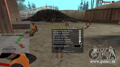 Bot miner ARP 0.3.7 für GTA San Andreas