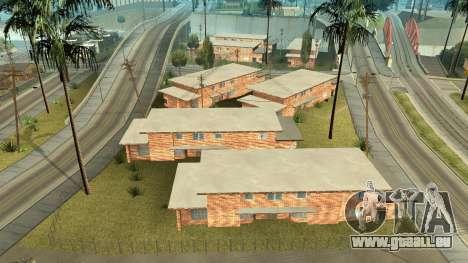 Nouvelle cachette de salions pour GTA San Andreas