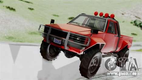 GTA 5 Karin Rebel 4x4 pour GTA San Andreas