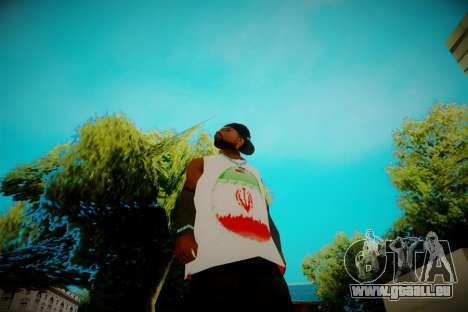 Iranian fam3 pour GTA San Andreas