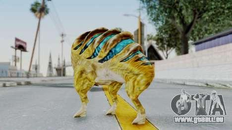 Houndeye from Half Life pour GTA San Andreas troisième écran