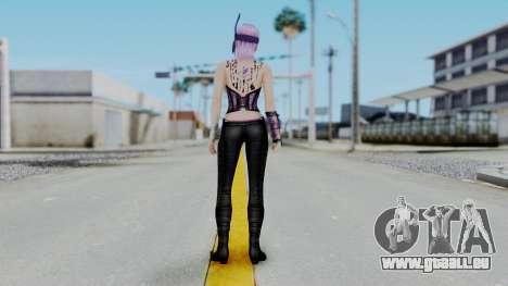 Fatal Frame 5 Ayane für GTA San Andreas dritten Screenshot