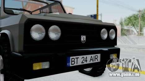 Aro 241 1996 pour GTA San Andreas vue de droite