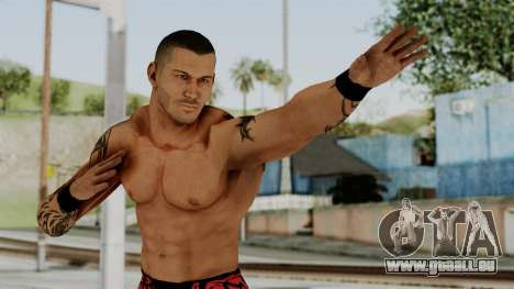 WWE Randy 2 für GTA San Andreas