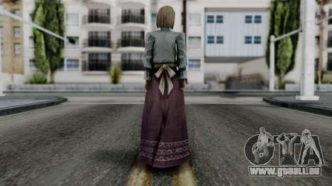 Girl Skin 6 für GTA San Andreas dritten Screenshot