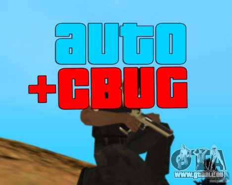 CBUG für GTA San Andreas