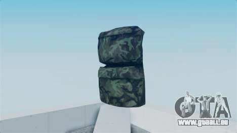 Arma 2 New Backpack pour GTA San Andreas