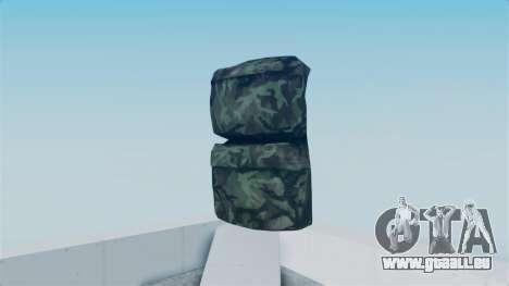 Arma 2 New Backpack für GTA San Andreas