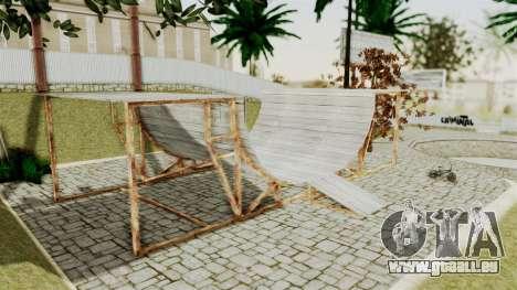 Small Texture Pack pour GTA San Andreas sixième écran