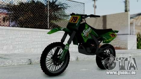 GTA 5 Sprunk Sanchez für GTA San Andreas