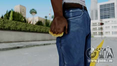 The Lover Knuckle Dusters from Ill GG Part 2 pour GTA San Andreas troisième écran