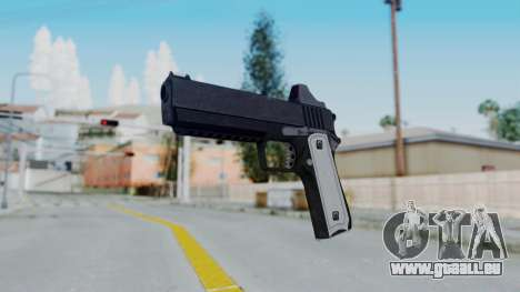 GTA 5 Heavy Pistol - Misterix 4 Weapons für GTA San Andreas zweiten Screenshot